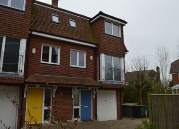 Thumbnail 2 bedroom terraced house to rent in Western Barn Close, Rye