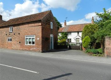 Thumbnail 6 bed cottage for sale in Hescoll Cottage, Main Street, Farnsfield