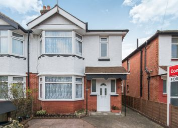 Thumbnail 3 bedroom semi-detached house for sale in St. Edmunds Road, Southampton