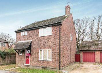 Thumbnail 4 bed detached house for sale in Harebell Close, Highwoods, Colchester
