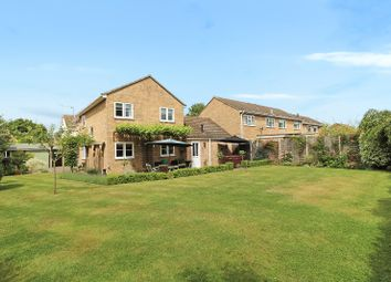 Thumbnail 4 bed detached house for sale in Greenfields, Earith, Huntingdon