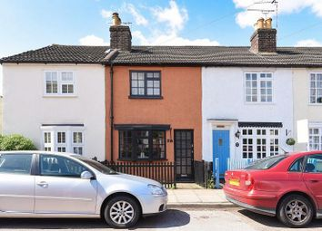 Thumbnail 2 bedroom terraced house to rent in Boundary Road, St.Albans