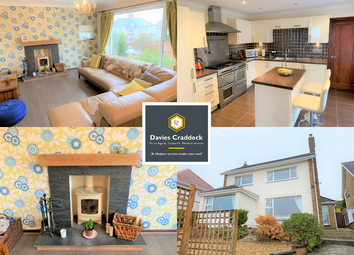 Thumbnail 4 bed detached house for sale in Spowart Avenue, Llanelli