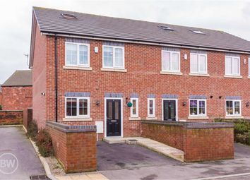 Thumbnail 3 bed end terrace house for sale in Trinity Place, Leigh, Lancashire