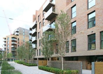 Thumbnail 2 bed flat to rent in Capell Apartments, Victory Place, London
