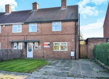 Thumbnail 3 bed semi-detached house for sale in Elder Street, Sutton-In-Ashfield, Nottinghamshire, Notts