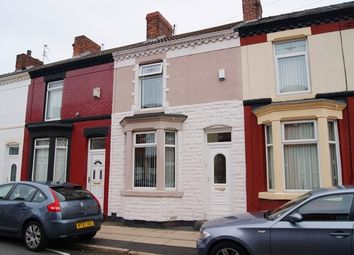 Thumbnail 2 bed terraced house to rent in Sunbeam Road, Old Swan, Liverpool, Merseyside