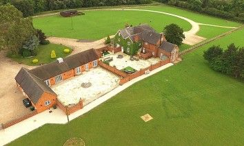 Thumbnail Detached house for sale in Lindley, Nuneaton