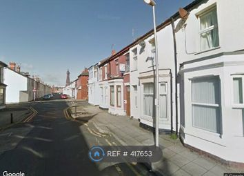 Thumbnail 3 bed terraced house to rent in Erdington Road, Blackpool