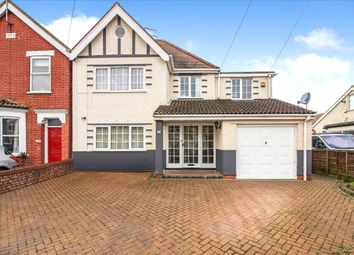 Thumbnail 4 bed detached house for sale in Thoroughgood Road, Clacton-On-Sea