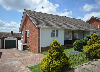 Thumbnail 2 bedroom semi-detached bungalow for sale in Chancellors Way, Chancellors Way, Exeter