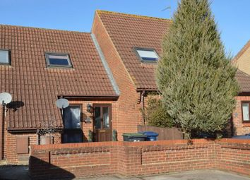 Thumbnail 1 bedroom terraced house for sale in Heatherfields, Gillingham