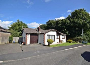 Thumbnail 3 bed bungalow for sale in Manor Drive, Farmhill, Douglas
