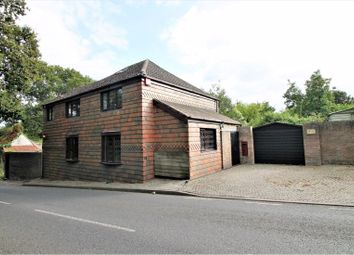 Thumbnail 4 bed detached house for sale in Segensworth Road, Titchfield, Fareham