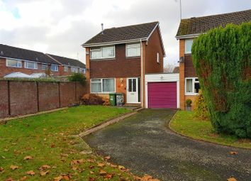 Thumbnail 3 bed link-detached house for sale in Wrekin Walk, Stourport-On-Severn
