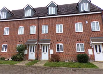 Thumbnail 3 bedroom terraced house for sale in Brundard Close, Walsall, West Midlands, .