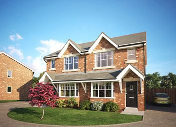 Thumbnail 3 bed semi-detached house for sale in Thorne Meadows Copp Lane, Great Eccleston, Preston