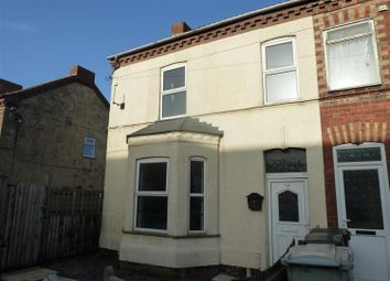 Thumbnail 3 bed end terrace house for sale in Fitzwilliam Street, Mablethorpe