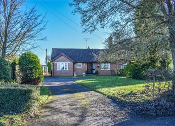 Thumbnail 3 bed semi-detached bungalow for sale in Barnston, Dunmow, Essex