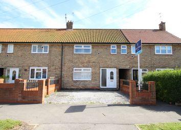 Thumbnail 3 bed terraced house for sale in Burcott Garth, Hull
