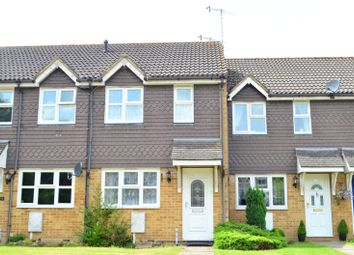 Thumbnail 2 bed terraced house to rent in Smallfield, Surrey