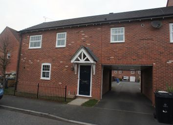 Thumbnail 1 bed terraced house to rent in Templeton Drive, Fearnhead, Warrington