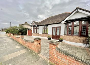 Thumbnail 3 bed bungalow for sale in Mortlake Road, Ilford