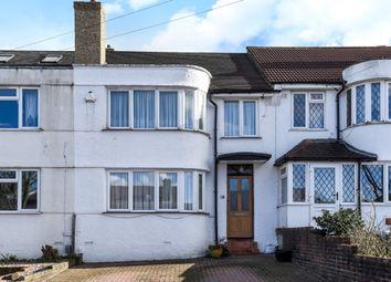 Thumbnail 3 bed terraced house for sale in Benhurst Gardens, Selsdon, South Croydon