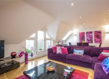 Thumbnail 3 bedroom flat for sale in Vantage Point, 12 Victors Way, High Barnet, Hertfordshire