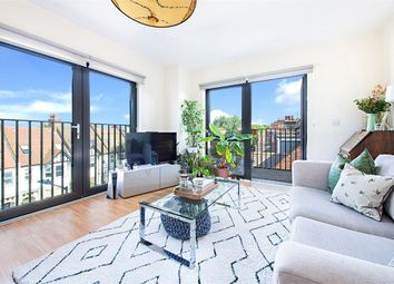 Thumbnail 1 bed flat for sale in Newman Close, London