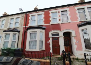 Thumbnail 3 bed terraced house for sale in Rennie Street, Riverside, Cardiff
