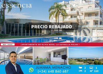 Thumbnail 2 bed apartment for sale in Oliva Nova, Oliva, Spain