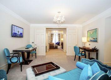 Thumbnail 1 bedroom flat to rent in Sloane Gardens, Belgravia