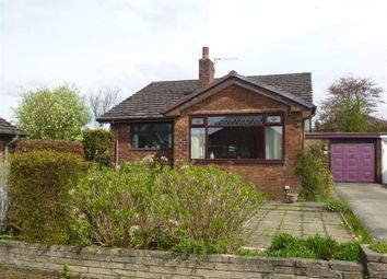 Thumbnail 2 bed detached bungalow for sale in Barleycroft, Hadfield, Glossop