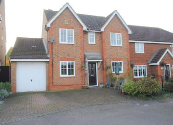 Thumbnail Detached house for sale in Greenacre Drive, Rushden