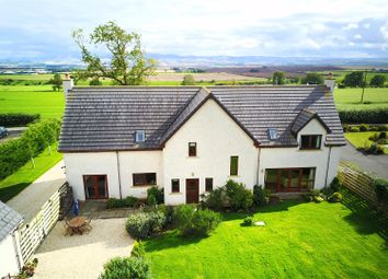 Thumbnail 4 bedroom detached house for sale in Braeside, Hume Holdings, Near Kelso