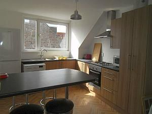 Thumbnail 1 bedroom flat to rent in Kingsland Place, George Street