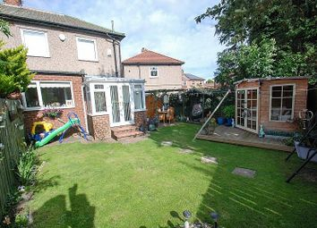 Thumbnail Semi-detached house for sale in Russell Avenue, South Shields