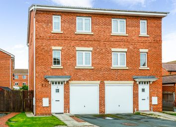 Thumbnail 3 bed town house for sale in Abbots Mews, Selby