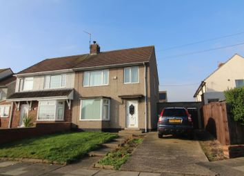 3 bed semi-detached house for sale in Rotherham Avenue, Stockton-On-Tees TS19