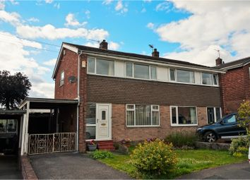 Thumbnail 3 bed semi-detached house for sale in Southcroft Gate, Bradford