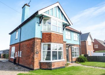 Thumbnail 7 bedroom detached house for sale in Sea View Road, Mundesley, Norwich