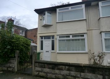 Thumbnail 3 bed end terrace house for sale in Withnell Close, Stoneycroft, Liverpool