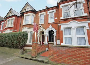Thumbnail 3 bedroom flat to rent in Stuart Road, London