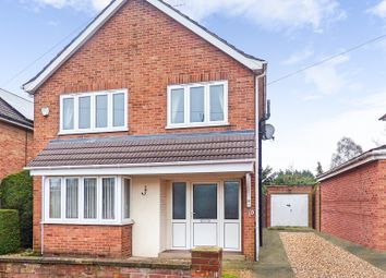 Thumbnail 3 bed detached house for sale in Mount Pleasant, Peterborough, Cambridgeshire.