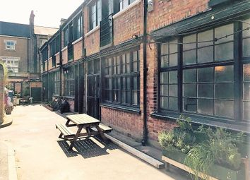 Thumbnail Commercial property to let in Crown Works, Temple Street, London