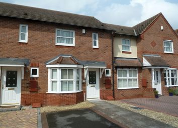 Thumbnail 2 bed terraced house to rent in Plantation Drive, Sutton Coldfield, West Midlands