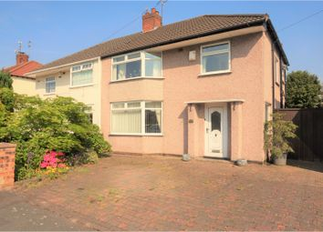 Thumbnail 3 bed semi-detached house for sale in Sycamore Road, Liverpool
