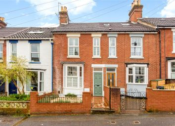 Thumbnail 2 bed terraced house for sale in Clifton Road, Salisbury, Wiltshire