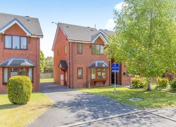 Thumbnail 3 bed detached house for sale in Mayer Avenue, Newcastle-Under-Lyme